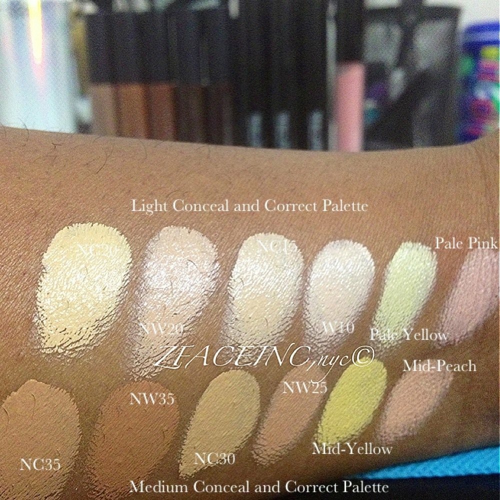 Conceal And Correct Palette by MAC #6