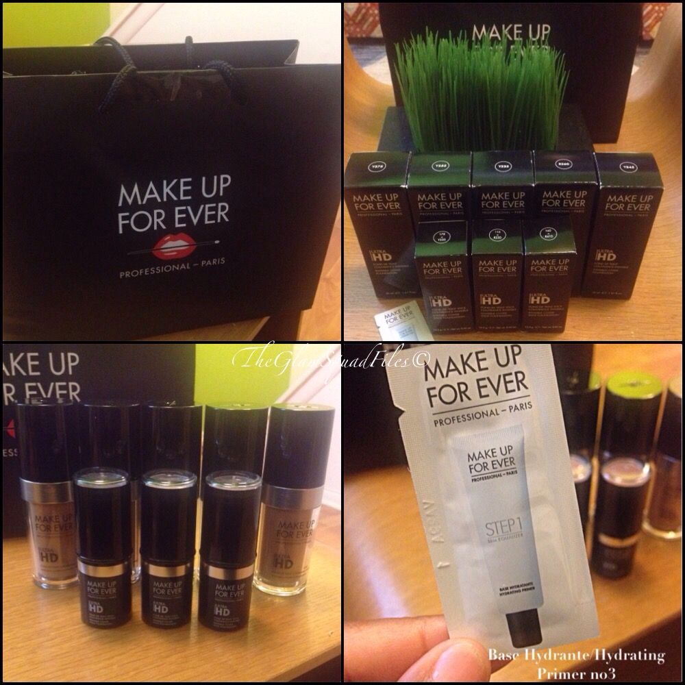 Makeup For Ever Ultra Hd Pro Foundation The Glam Squad Files