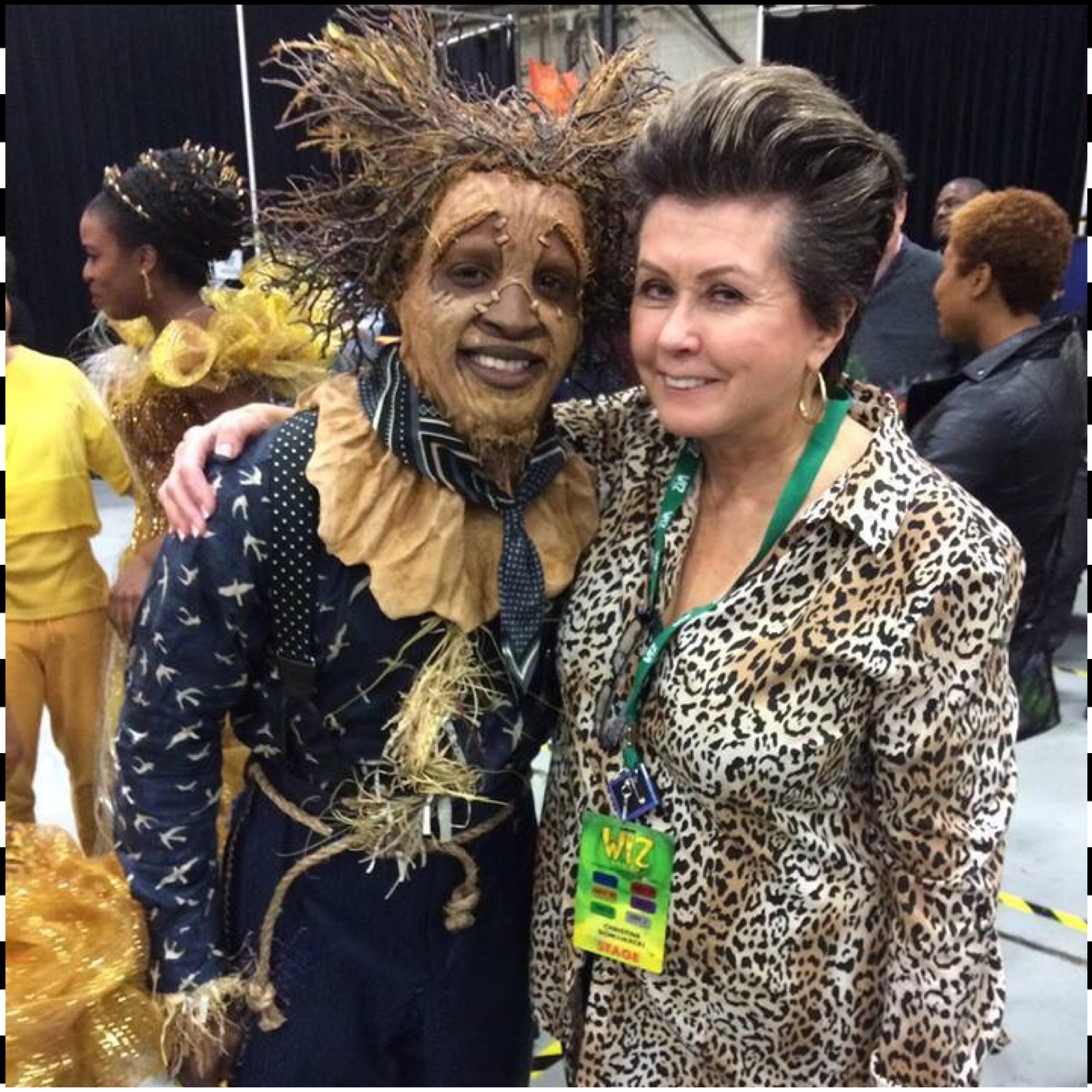The Wiz Scarecrow Makeup | Wajimakeup co